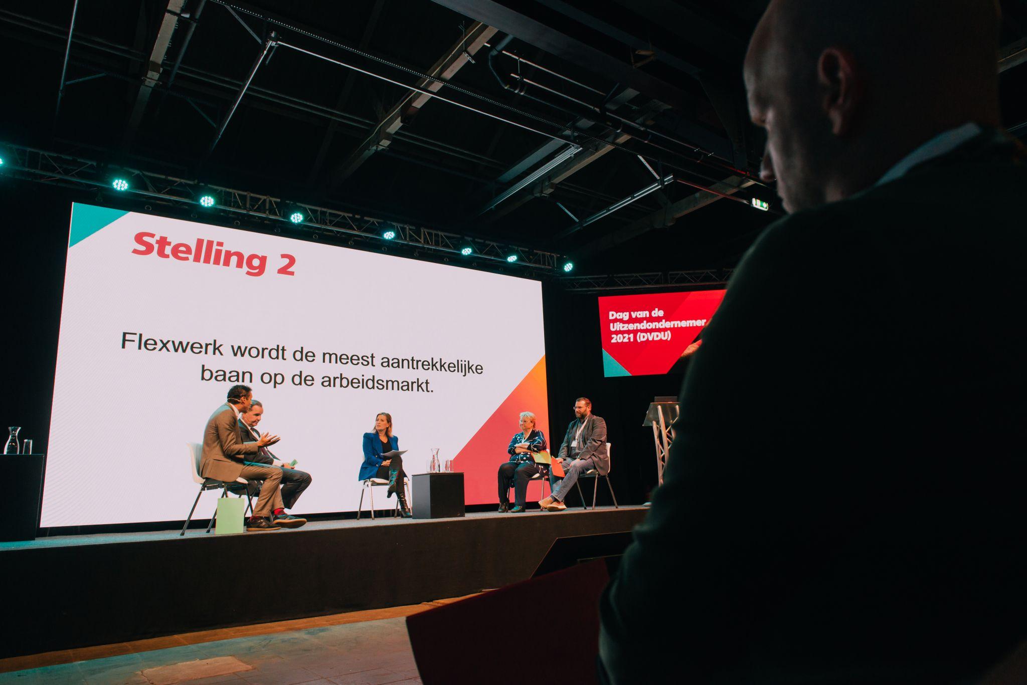 DVDU 2021 stelling