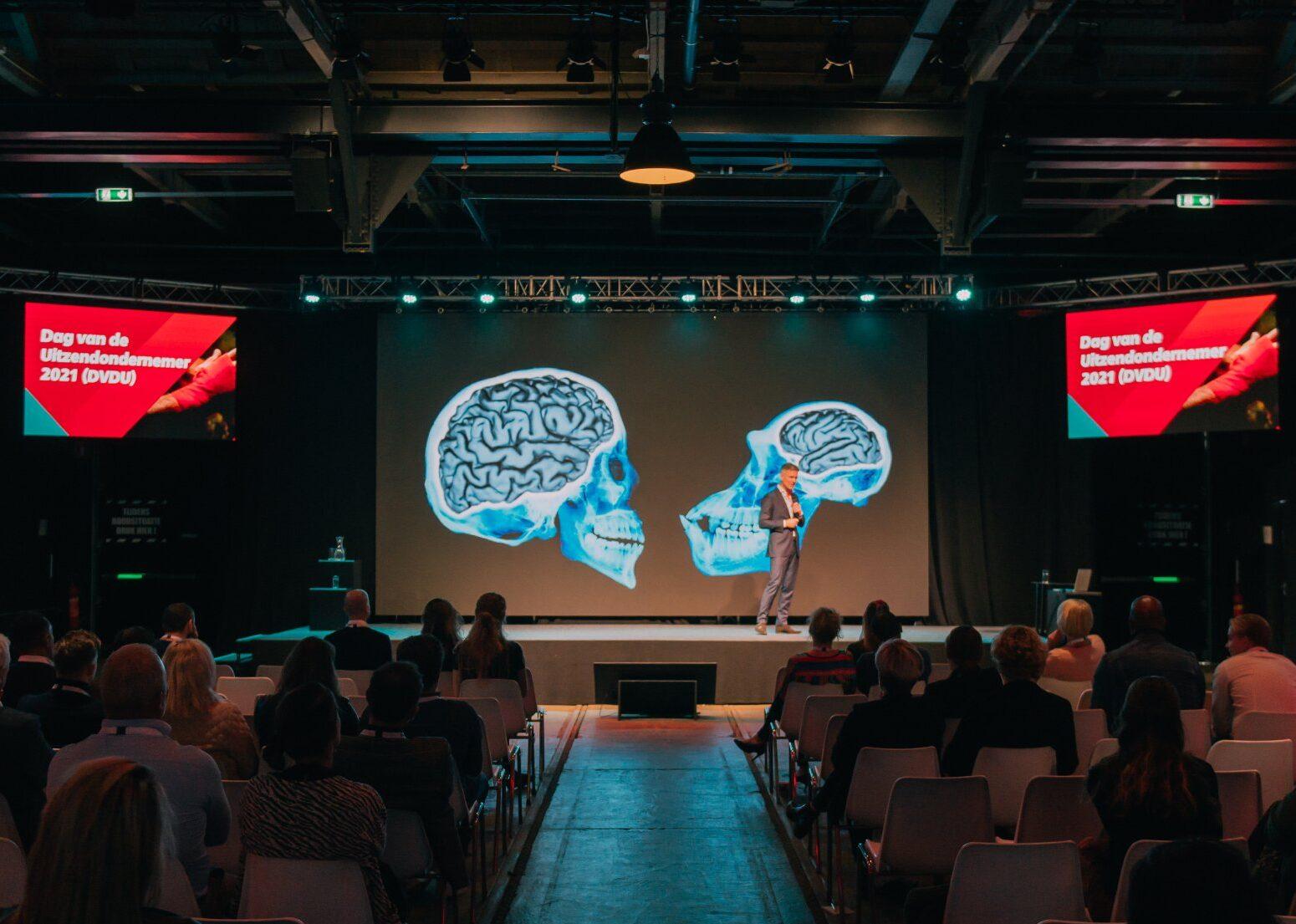 Arno Folkerts Keynote